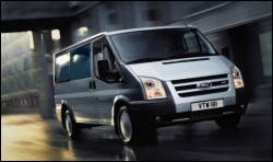 Ford Transit - 9 Seater
