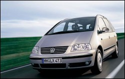 Volkswagen Sharan - 7 Seater